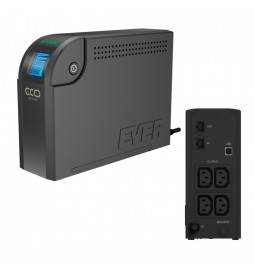 EVER UPS  ECO 500 LCD