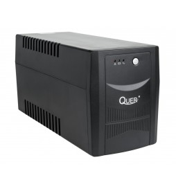 QUER UPS Quer model Micropower 2000 ( offline, 2000VA | 1200W , 230 V , 50Hz )
