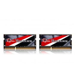 G.SKILL SODIMM Ultrabook DDR3 8GB (2x4GB) Ripjaws 1600MHz CL9  1.35V Low Voltage