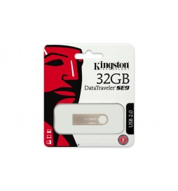 Kingston Data Traveler SE9 32GB USB2.0 Silver Metal