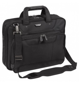 Targus Corporate Traveller 1314 Topload Laptop Case  Black