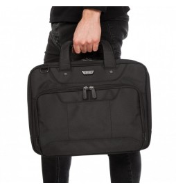 Targus Corporate Traveller 15.6 Topload Laptop Case  Black