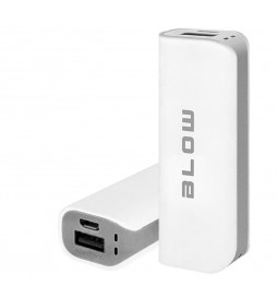 BLOW Power Bank 4000mAh 1xUSB PB11 BIAŁY