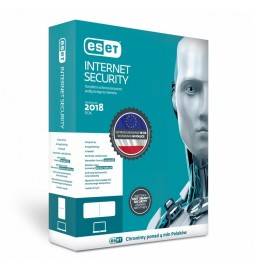 ESET Internet Security PL BOX 3Y    EISN3Y1D