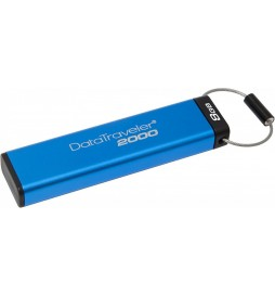 Kingston Data Traveler 2000  8GB USB 3.1 120|20 MB|s
