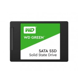 Western Digital Green SSD 480GB SATA 2,5 WDS480G2G0A