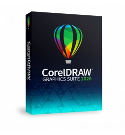 Corel CorelDRAW GS 2020 PL|CZ Box MAC CDGS2020MMLDPEM
