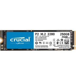 Crucial Dysk SSD P2 250GB M.2 PCIe NVMe 2280 2100 1150MB s