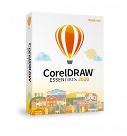 Corel CorelDraw Essentials 2020