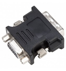 Targus Adapter DVII Male to VGA Female Adapter  Black