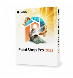 Corel PaintShop Pro 2021 Mini box