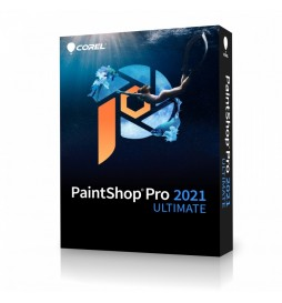 Corel PaintShop Pro 2021 Ultimate ML EU