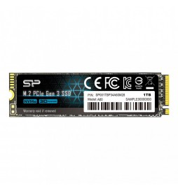 Silicon Power Dysk SSD A60 256GB M.2 PCIe 2200|1600 MB|s NVMe
