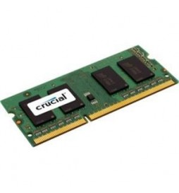 Crucial DDR3 8GB 1600 CL11 SODIMM Low Voltage