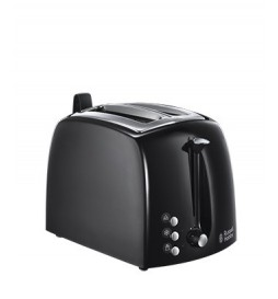 Russell Hobbs Toster Textures black  2260156