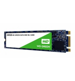 Western Digital Green SSD 240GB SATA M.2 2280 WDS240G2G0B