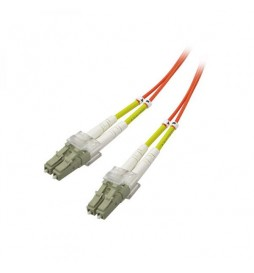 Patchcord optyczny Multi mode (62,5|125), LC|LC, 2m