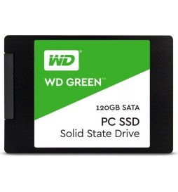 Western Digital Green SSD 120GB SATA 2,5 WDS120G2G0A