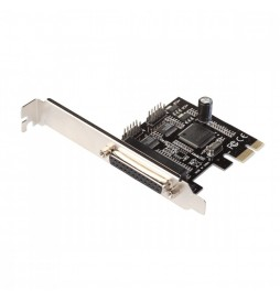 itec PCIExpress Card 2x Serial RS232 + 1x Parallel