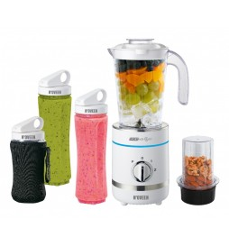 NOVEEN Blender SB 2100 Xline SPORT MIX & FIT biały